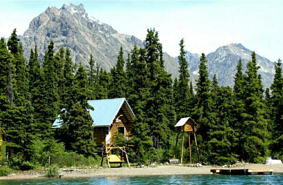 homepage investments recreational alaska properites s cabins premier in johnson